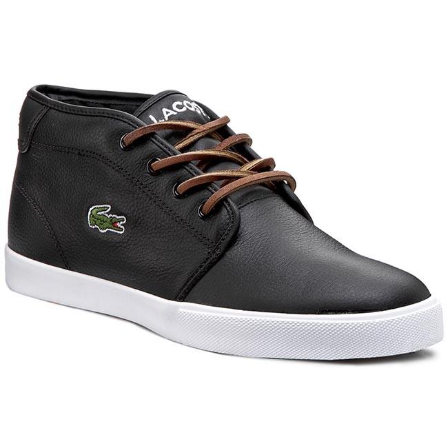 Shoes LACOSTE - Ampthill Tbr2 Spm 7-29SPM006602H Black