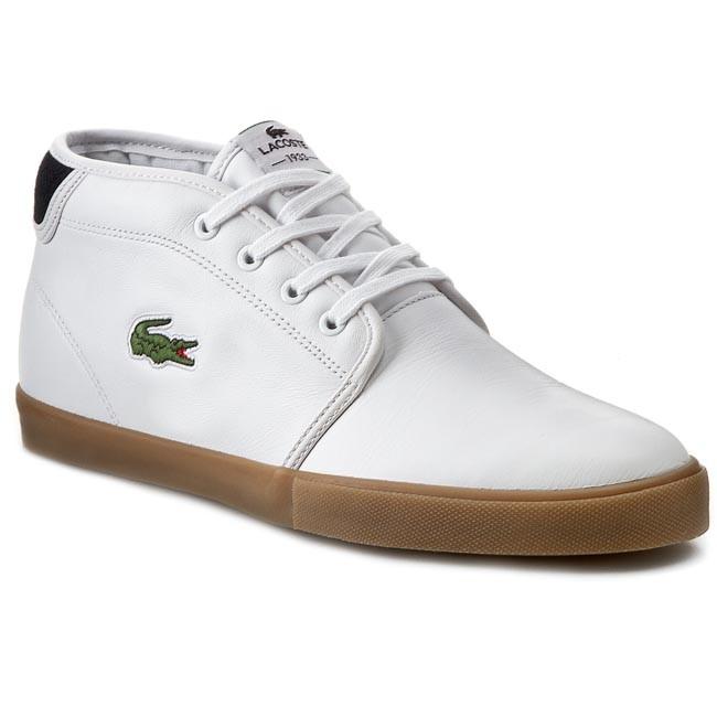 Shoes LACOSTE - Ampthill Hcr Spm 7-29SPM0007291 White