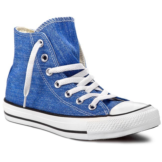 Sneakers CONVERSE - CT Hi Sapphire 147036C Light Sapphi