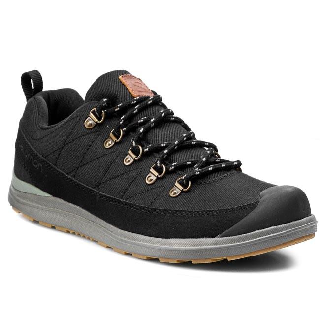 Shoes SALOMON - Xa Chill Summer 373200 29 V0 Black/Tempest/Verdigrey