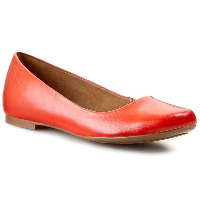 Flats MACIEJKA - SZ903-28/00-1 Orange