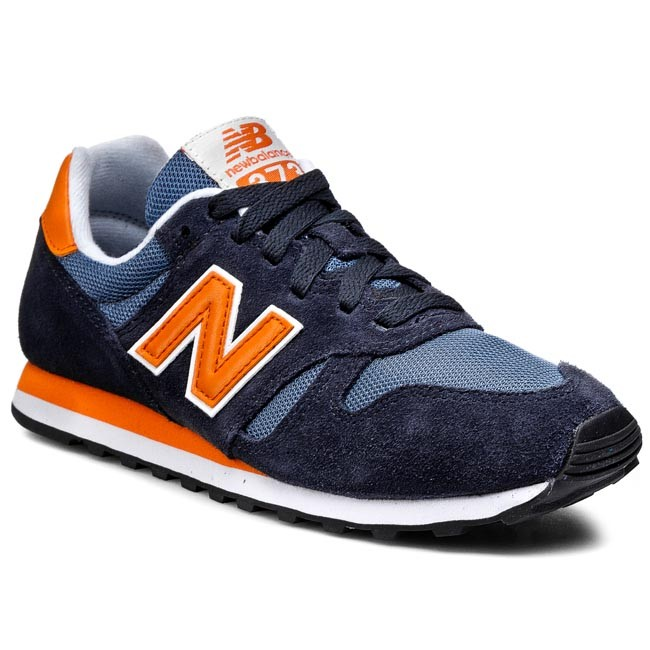 Sneakers NEW BALANCE - Classics ML373SMO  Navy Blue