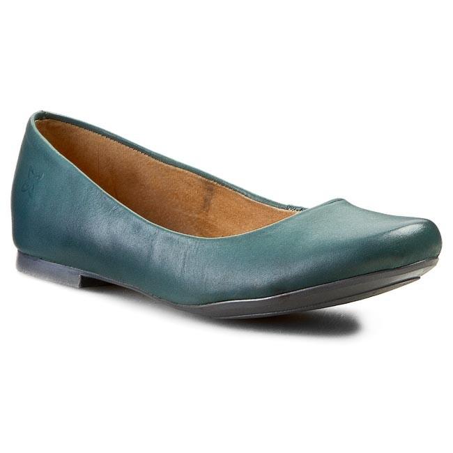 Flats MACIEJKA - SZ903-06/00-1 Green