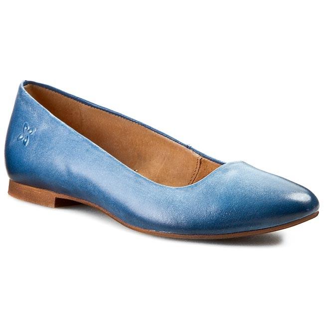 Flats MACIEJKA - SZ873-11/00-1 Blue