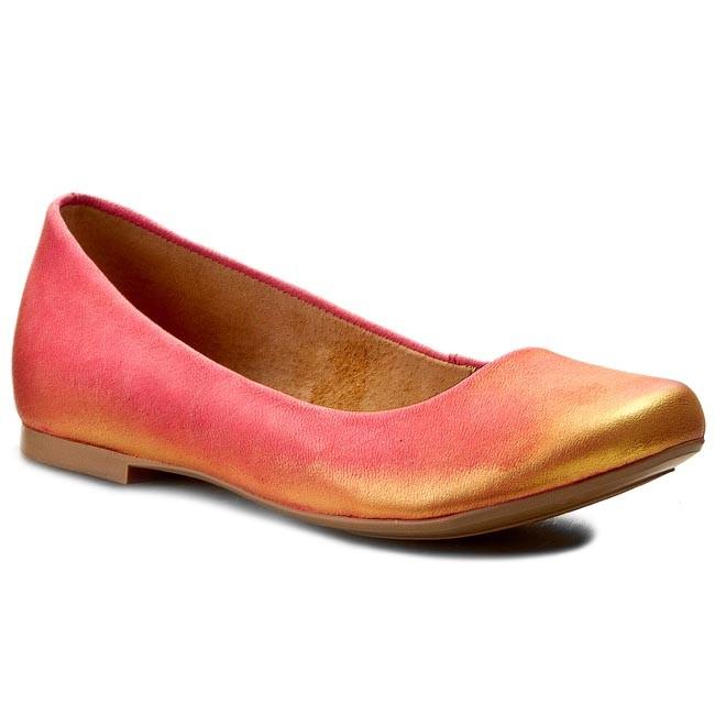 Flats MACIEJKA - SZ903-13/00-1 Czerwona California