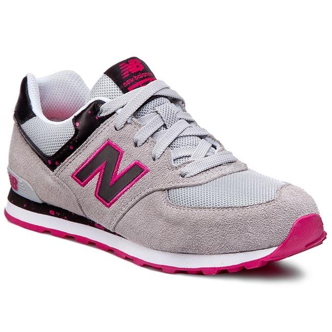 Sneakers NEW BALANCE - Classics KL574PSY  Grey