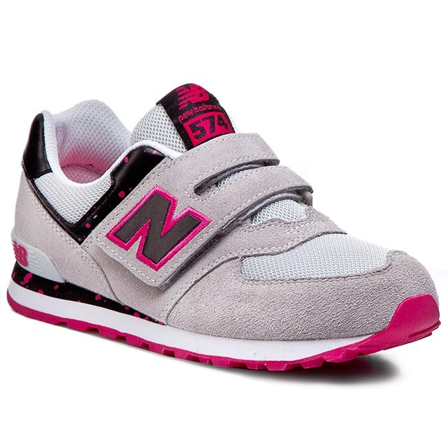 Sneakers NEW BALANCE - Lifestyle KG574PSY  Grey