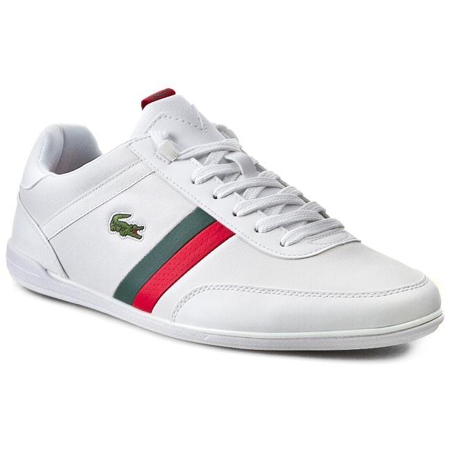 Shoes LACOSTE - Giron PRI SPM 7-29SPM0024286 White/Red
