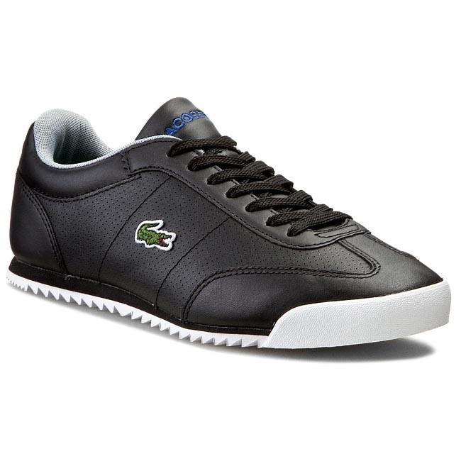 Shoes LACOSTE - Romeau Grv Spm 7-29SPM006102H Black