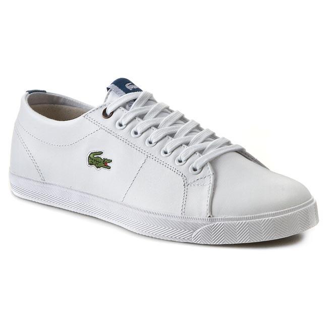 Shoes LACOSTE - Marcel Scu Smp 7-29SPM00321T3 White/Light Blue