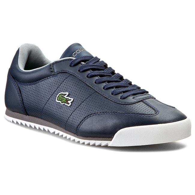 Shoes LACOSTE - Romeau Grv Spm 7-29SPM0061DB4 Dark Blue