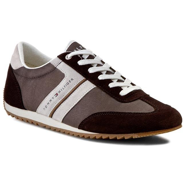 Sneakers TOMMY HILFIGER - Branson 5C FM56818973 Coffeebean 212