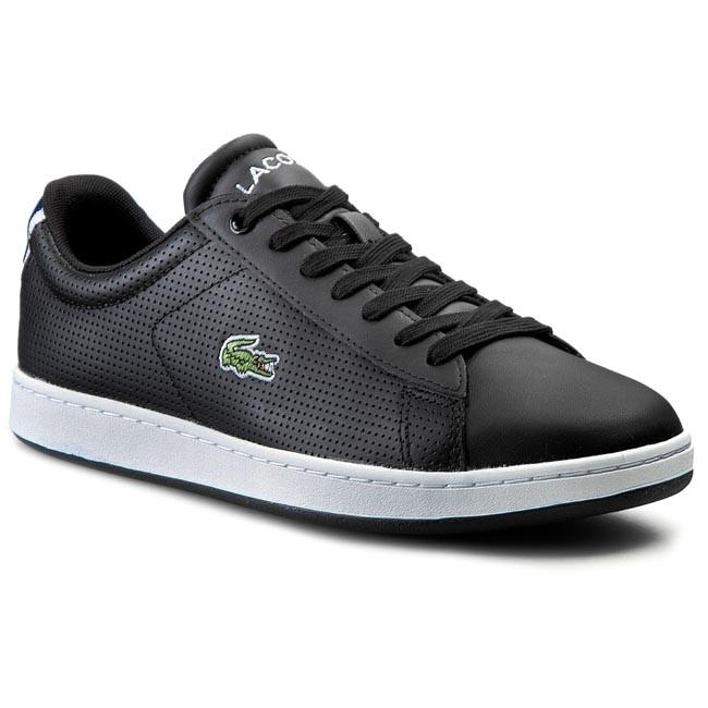 Shoes LACOSTE - Carnaby Evo NTE SPM 7-29SPM0010011 Black/Blue