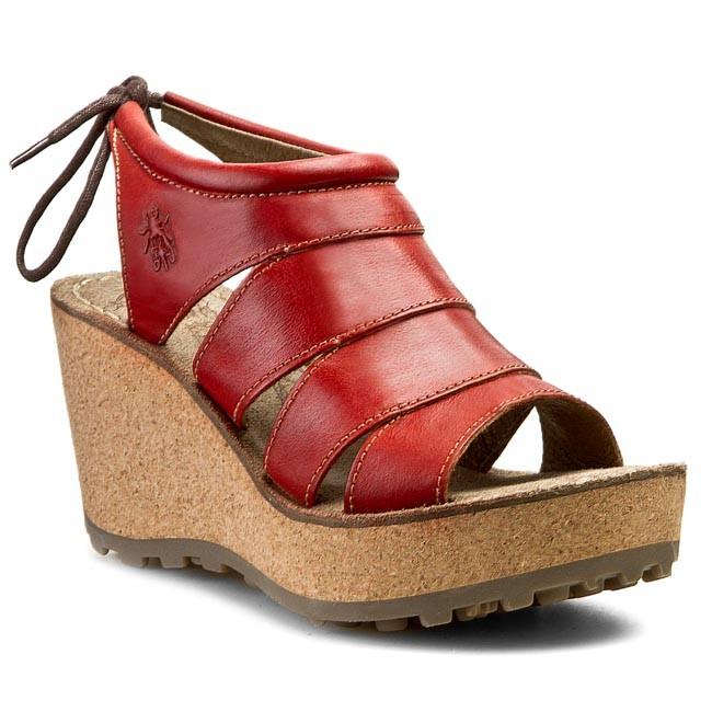 Sandals FLY LONDON - Gola P142999007  Devil Red