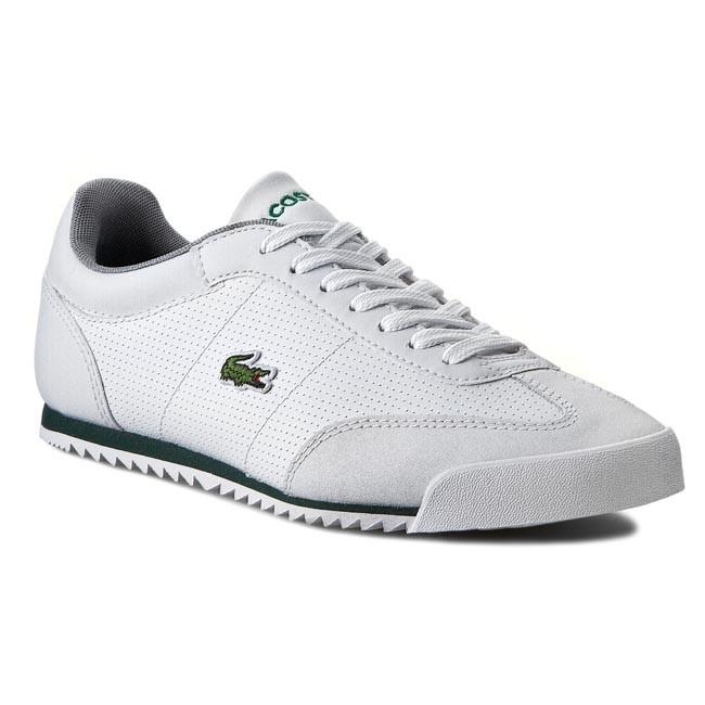 Shoes LACOSTE - Romeau Grv Spm 7-29SPM006121G White