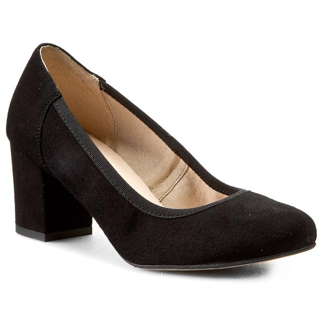 Shoes EDEO - 1663A-16 Black