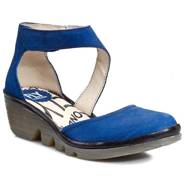 Shoes FLY LONDON - Piat P500466027 Blue/Black