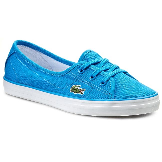 Plimsolls LACOSTE - Ziane Chunky Res Spw 7-29SPW102711C Blue