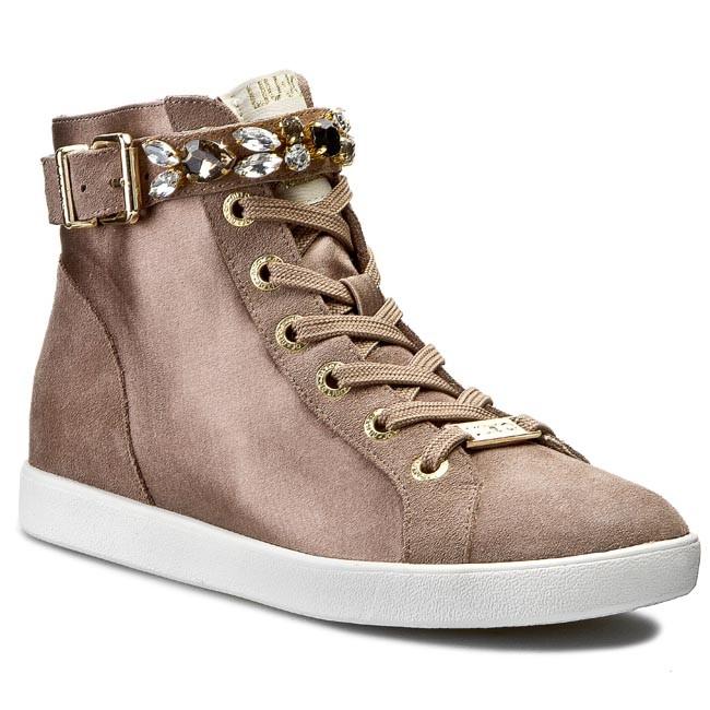 Sneakers LIU JO - Sneaker Alta Nicole S15149 P0079  Wet Sand 61109