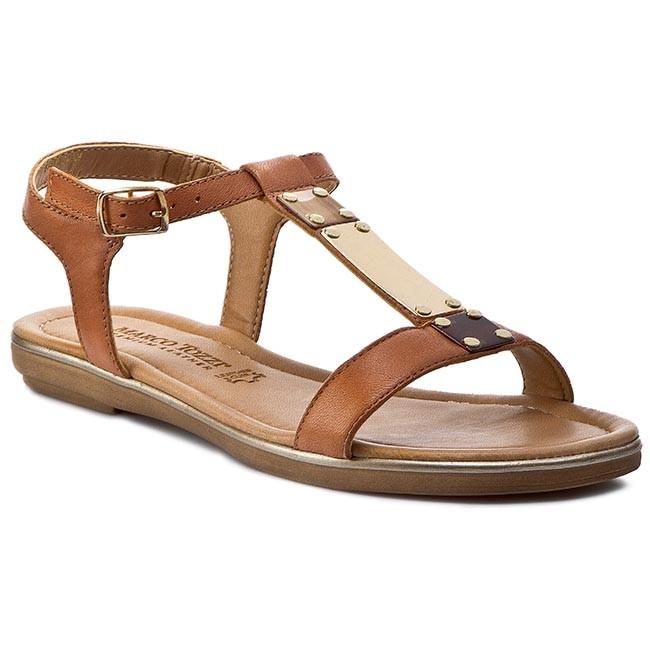 Sandals MARCO TOZZI - 2-28161-24 Cognac 305