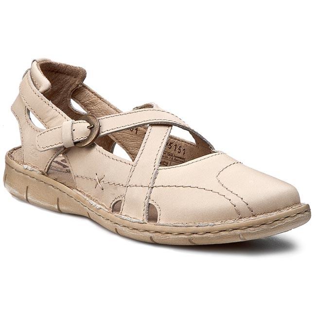Sandals JOSEF SEIBEL - Amanda 01 66901 80 470 Creme