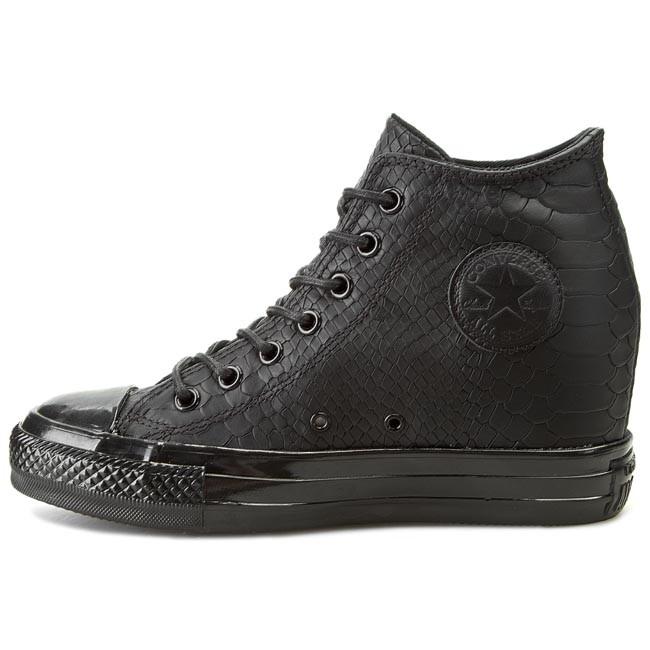 Sneakers Converse Ct Lux Mid 547186c Black Sneakers