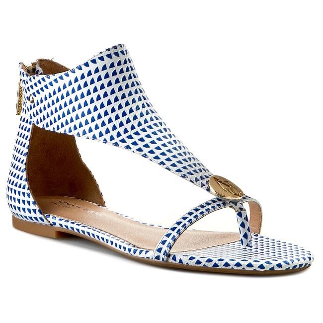 Sandals ARMANI JEANS - A55E6 39 1D White