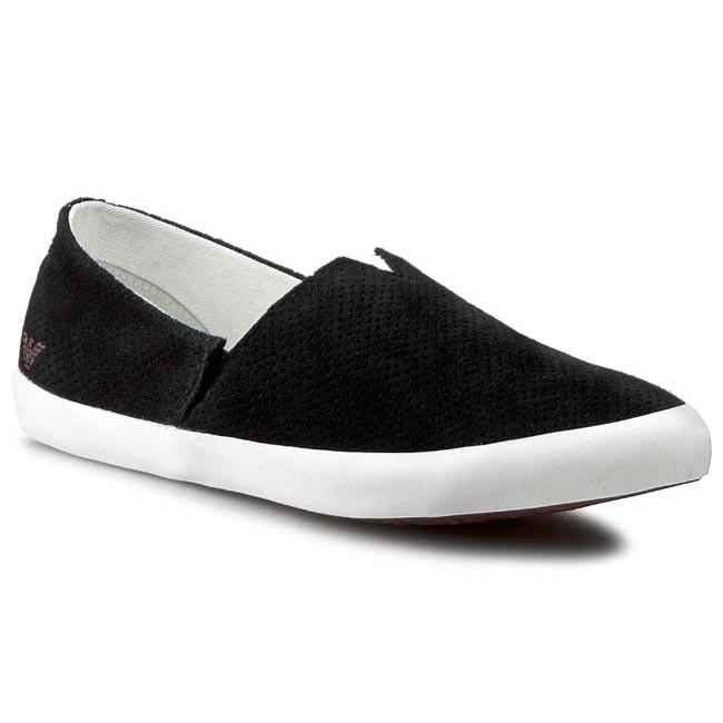 Shoes ARMANI JEANS - A6568 58 12  Black