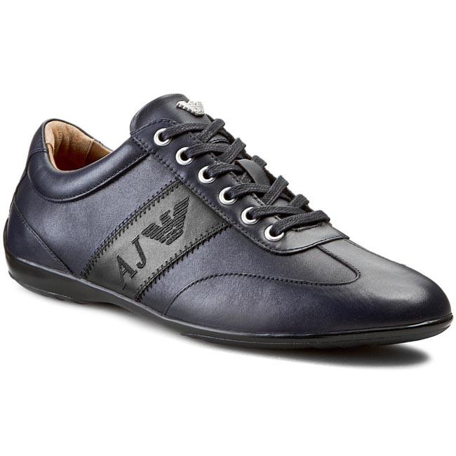 Shoes ARMANI JEANS - 06534 T4 Y5 Blue