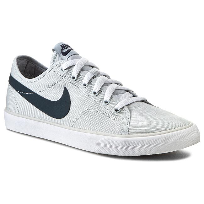 Plimsolls NIKE - Primo Court 631691 001 Grey Mist/Classic Charcl/White
