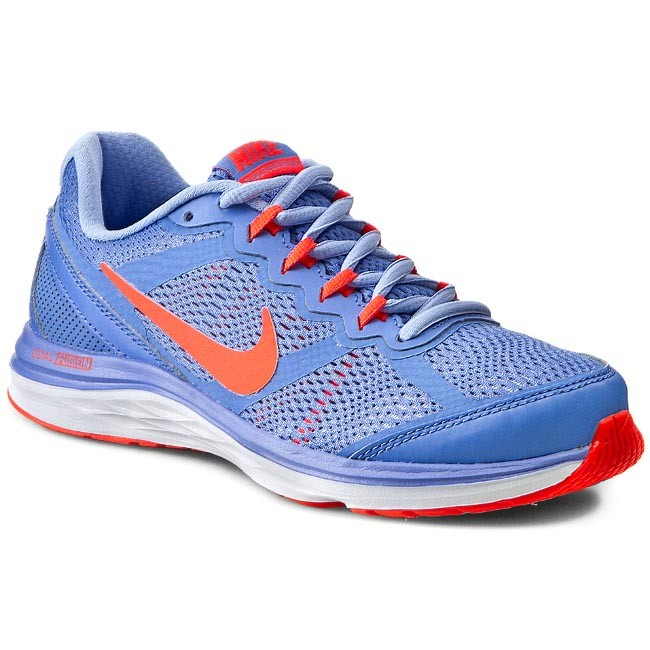 Shoes NIKE - Dual Fusion Run 3 Msl 654446 401 Polar/Brght Crimson/Almnm/White