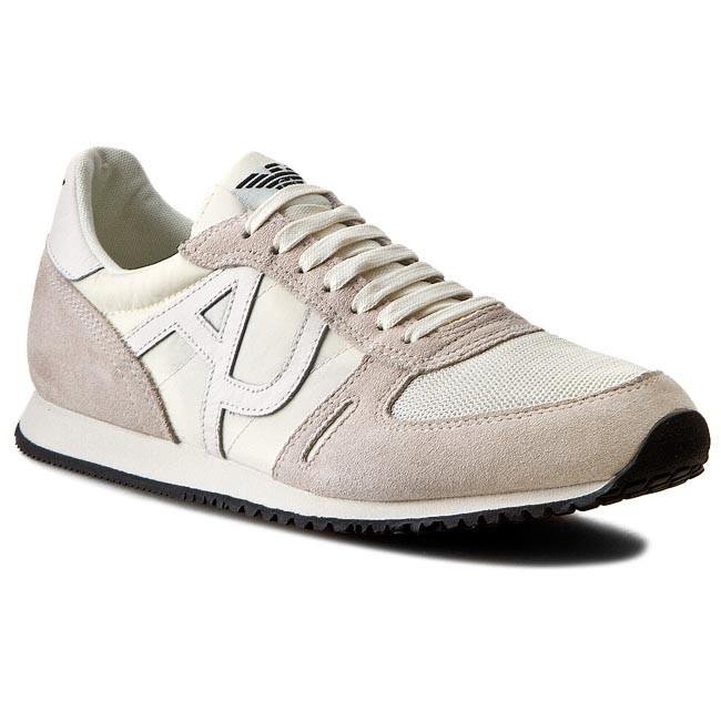 Sneakers ARMANI JEANS - A6524 26 1P White