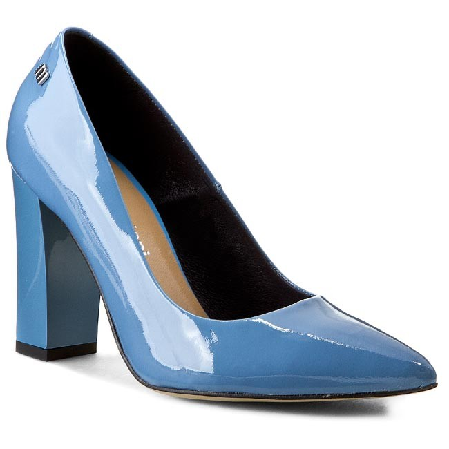 Shoes MACCIONI - 899  Blue