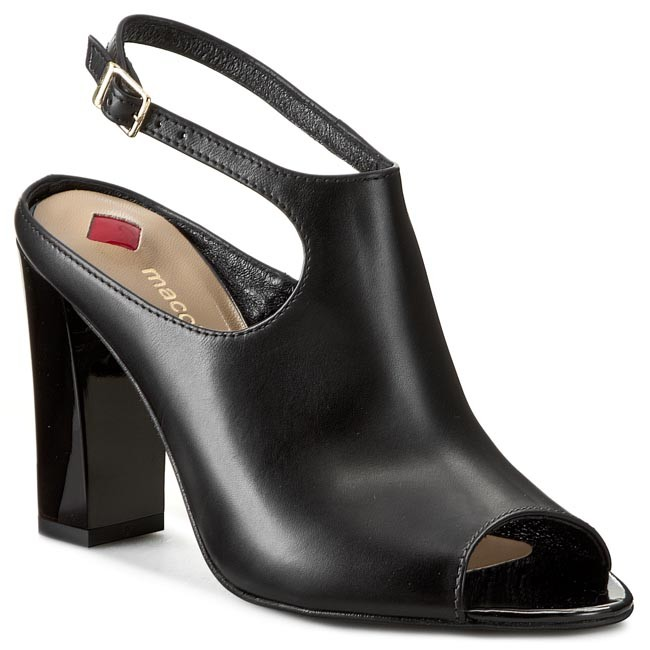 Sandals MACCIONI - 246 Black