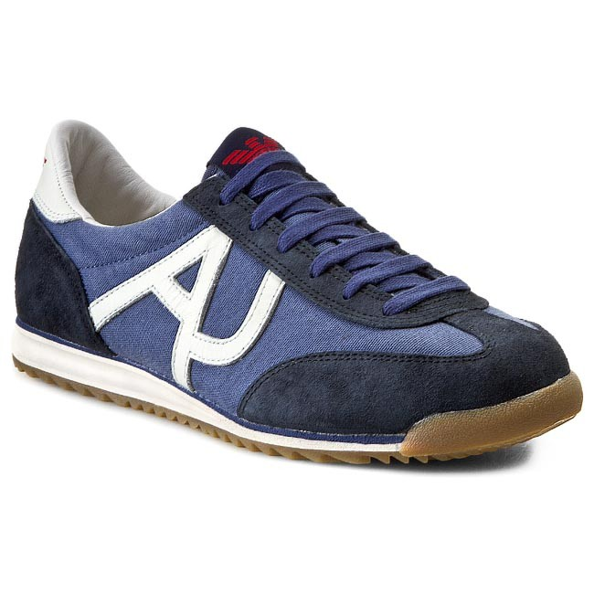Sneakers ARMANI JEANS - A6503 11 05  Blue