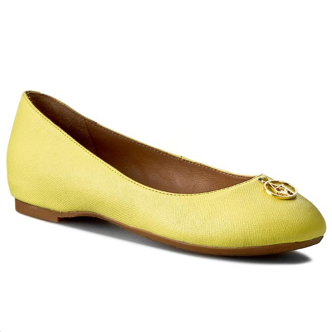 Flats ARMANI JEANS - A5528 29 59 Yellow