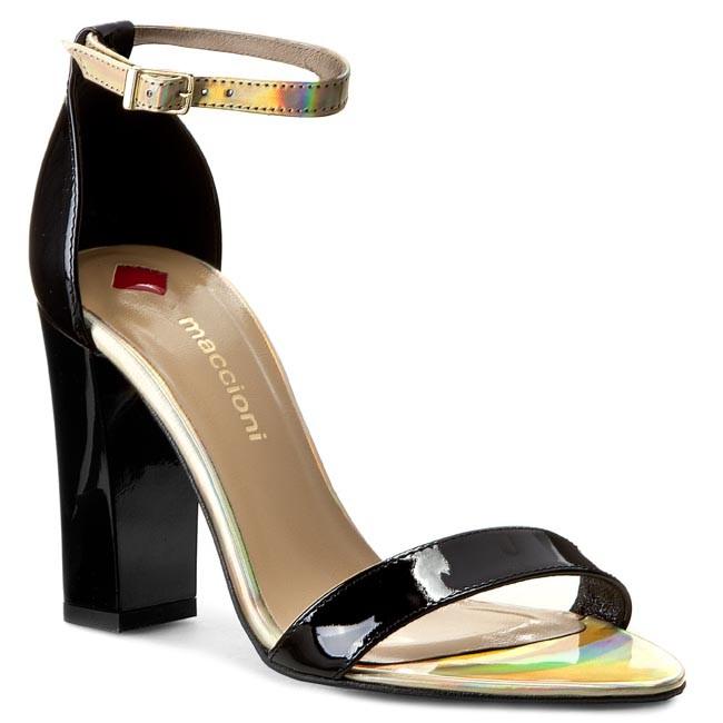 Sandals MACCIONI - 240  Złoty