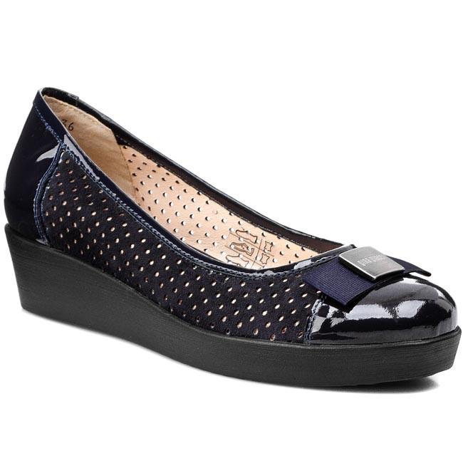 Shoes EKSBUT - 3227-130/A33-1G Granat