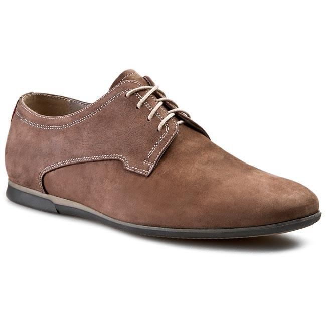 Shoes DOMENO - 2581 BR333 Brown