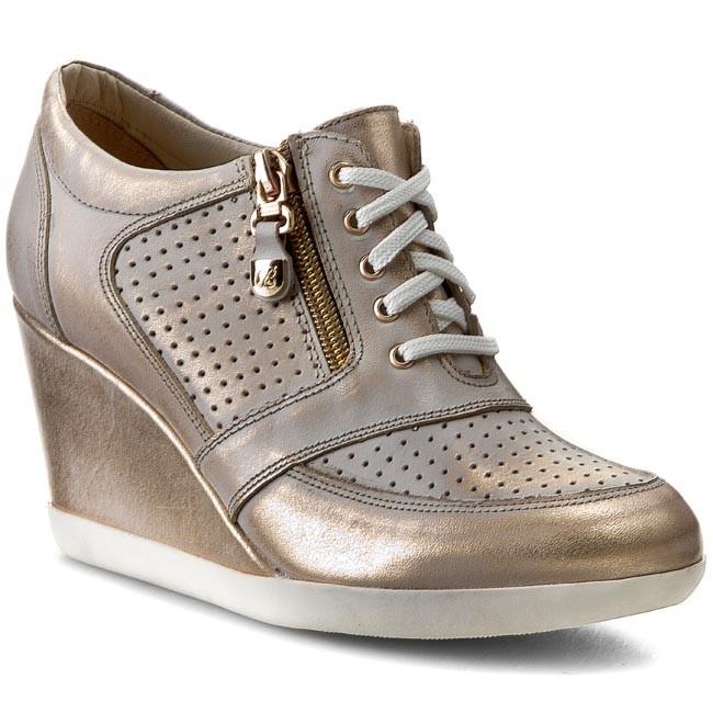 Sneakers BALDACCINI - 631000-639 Kabir Złoty