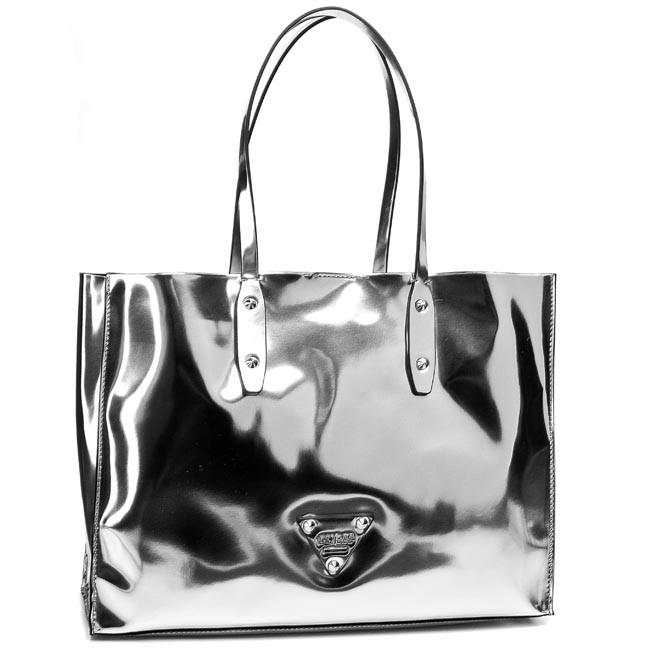 Handbag GUESS - Glass Candy HWME50 38240 SILVER