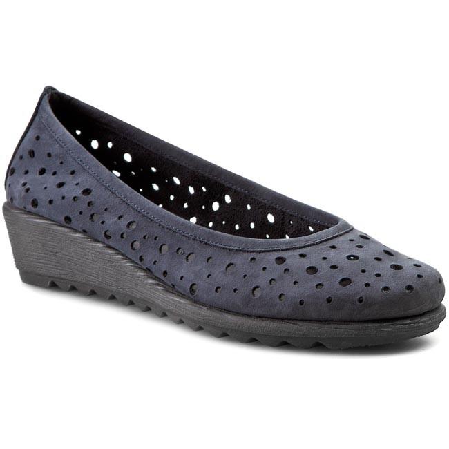 Shoes THE FLEXX - Run Perfed 0206/92 Navy