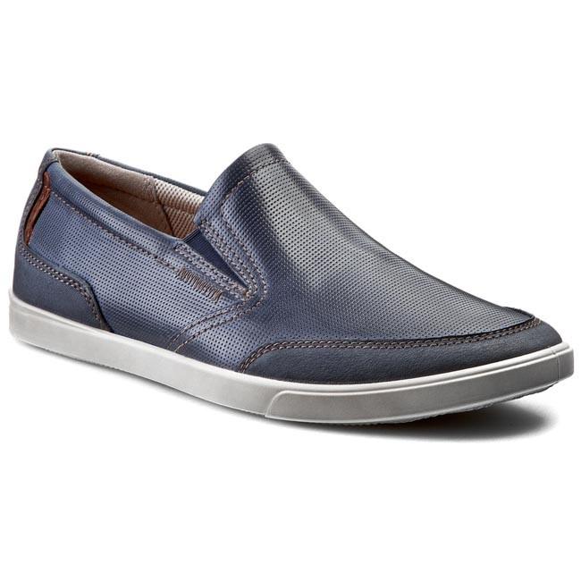 Shoes ECCO - Collin 53558450595 Marine