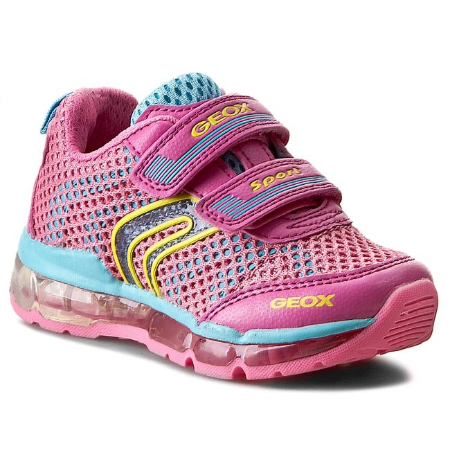 Shoes GEOX - J Android G. A J5245A 014CE C8207  Pink