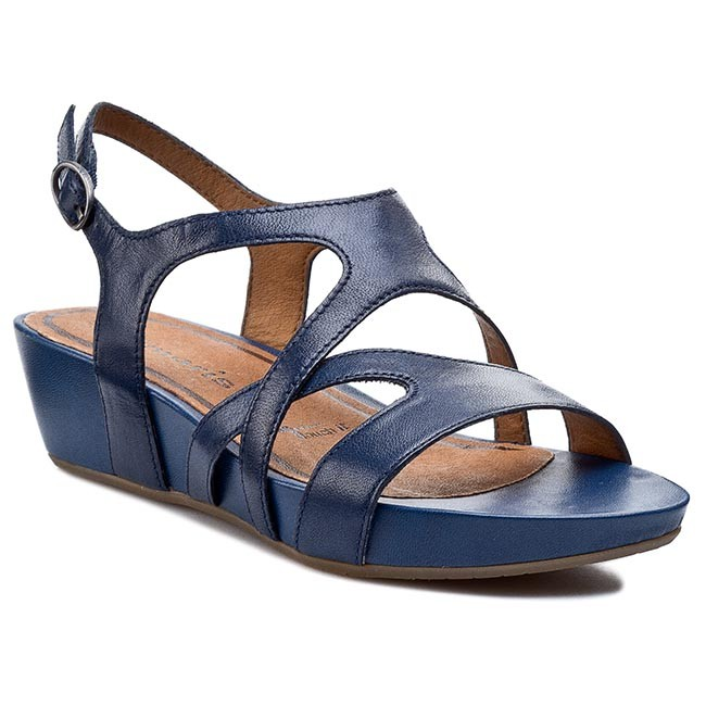 Sandals TAMARIS - 1-28210-24 Azur 862