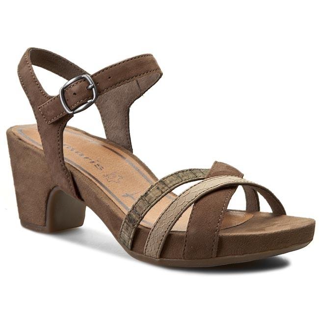 Sandals TAMARIS - 1-28328-24 Terra Comb 396