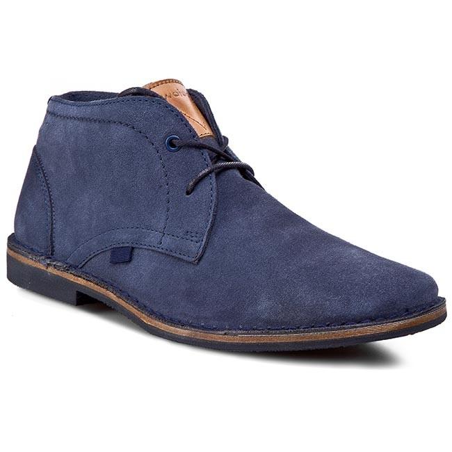 Boots WOJAS - 5207-66 Blue