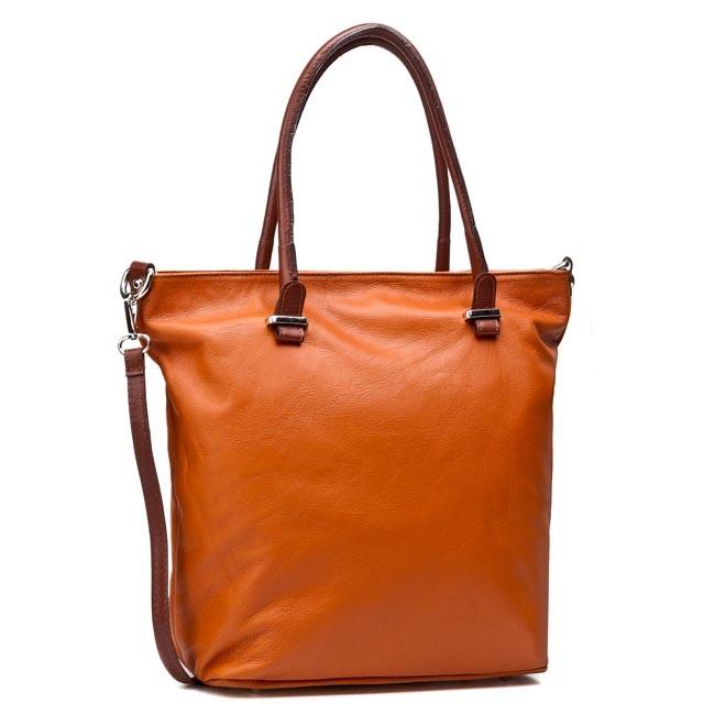 Handbag CREOLE - RBI619 Brown