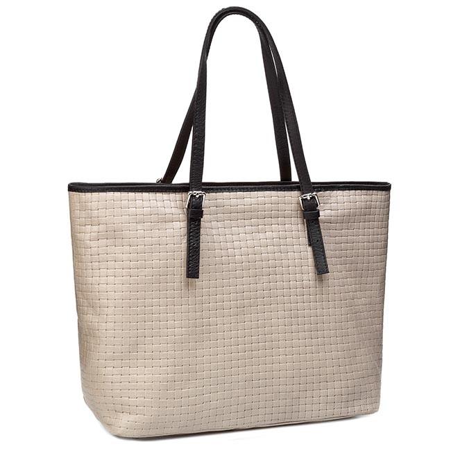 Handbag CREOLE - RBI607 Beige