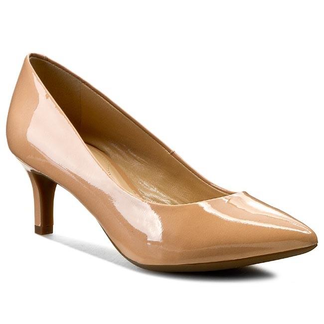 Shoes GEOX - D Elina C D52P8C 00066 C5018  Beige Brown
